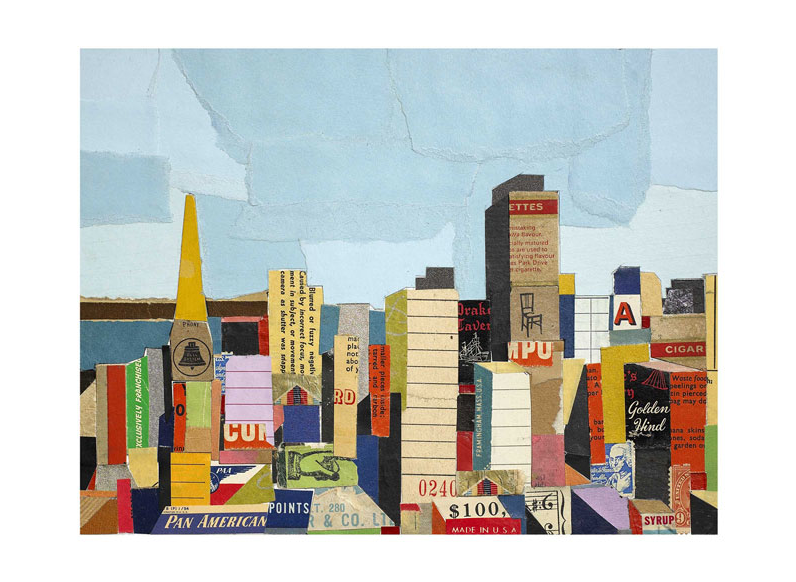 Andy Burgess, Downtown San Francisco