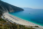Understandably famous Mirtos Beach, Kefalonia