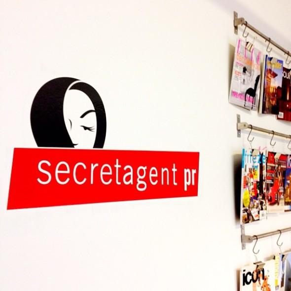 Secret Agent PR